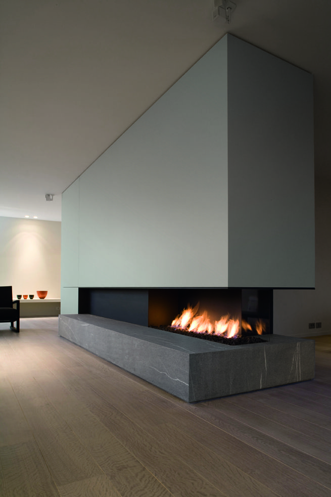 kamin on pinterest fireplaces wood burning and linear. Black Bedroom Furniture Sets. Home Design Ideas